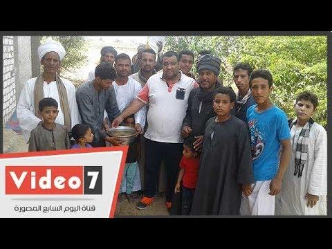 أهالى نجع مسلم بسوهاج يشكون تلوث مياه الشرب وانقطاعها  - 22:22-2018 / 6 / 13