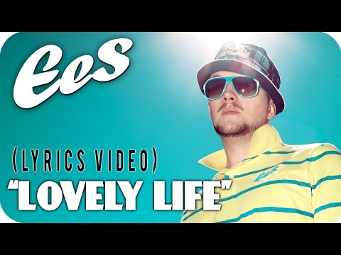 """EES FEAT. $MANNI$ - """"LOVELY LIFE"""" [Official Lyrics Video]"""