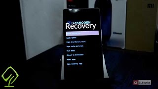 How to Enter Fastboot Mode and Recovery Mode on YU Yuphoria