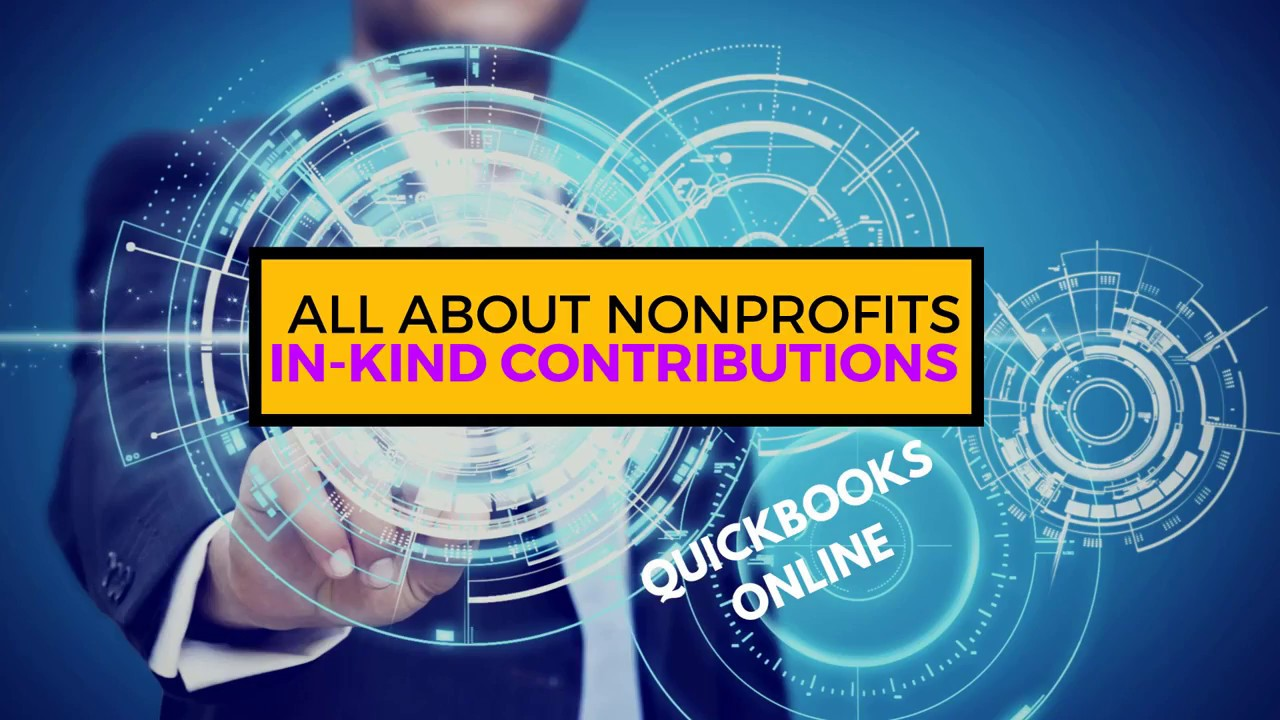 quickbooks online for nonprofits