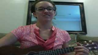 Ukulele tutorial What doesn't kill you (Stronger) by Kelly Clarkson super easy