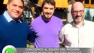 Gambar cover Conocemos al equipo del próximo Gabinete Municipal en TVeo Noticias