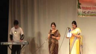 Ninna E Kalavarintha By Sujatha and Friends.wmv