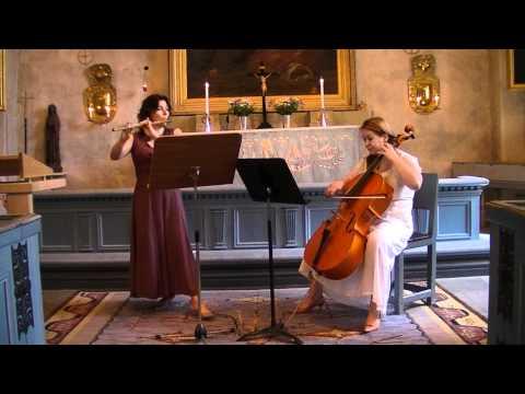 A little Swedish Midsummer Music - Kinga Prada, Emese Janky