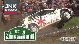 52. Rallye Šumava Klatovy 2017 (show & action)