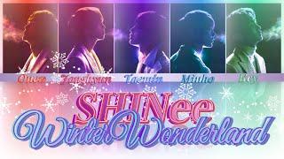 Download lagu SHINee Winter Wonderland Lyrics MP3