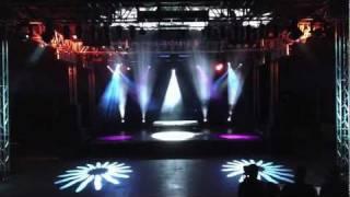 Guns N' Roses - Paradise City, Light Show