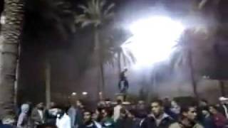 Large Demonstrations At Green Square Tripoli, Libya