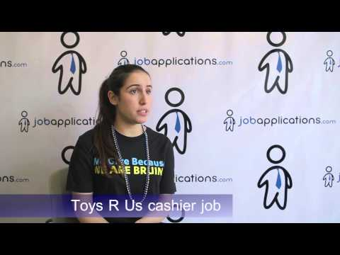 Toys R Us Interview - Cashier