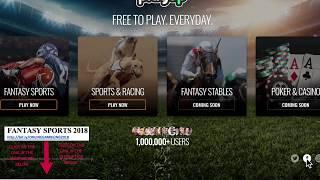 FANTASY SPORTS 2018 Fantasy Football http://bit.ly/ONLINEGAMBLING2018