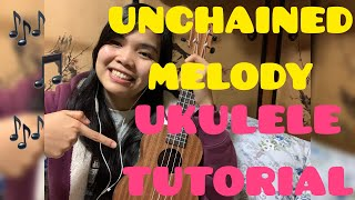 Unchained Melody by Righteous Brothers Ukulele Tutorial - OFW Japan 🇯🇵 - Vlog#12