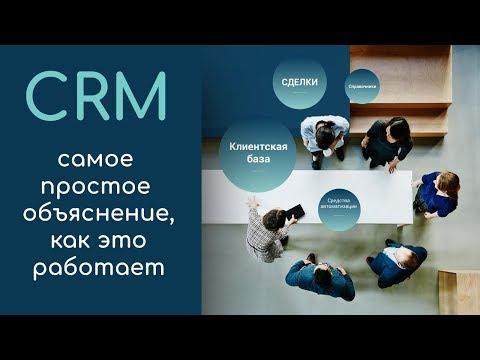 CRM: самое понятное объяснение, как это работает