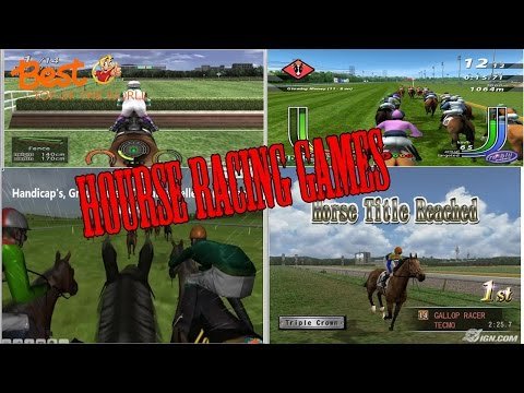 Best Top 10 Horse Racing Games Of All Time