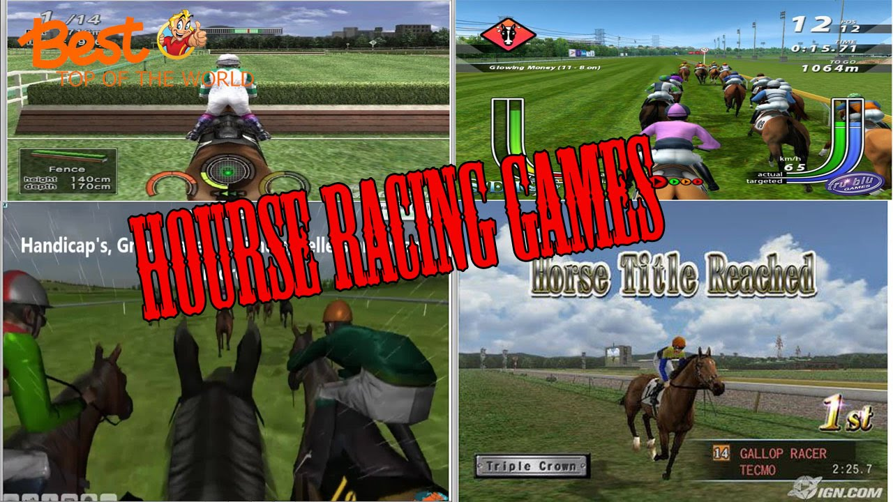 best top 10 horse racing games of all time youtube. Black Bedroom Furniture Sets. Home Design Ideas