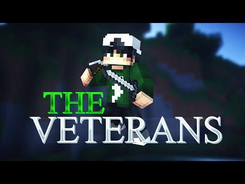 "Minecraft | #4 The Veterans | ""Super Smelting Room design"""