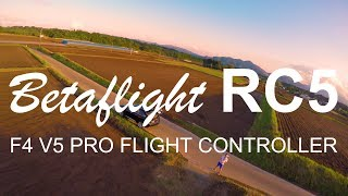 Betaflight 3.2 RC5 HGLRC F4 V5 Pro//PID and Rates TEST//Dynamic filter FPV FREESTYLE//GoPro HERO4