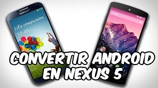 Convierte tu Android en Nexus 5  [Launcher/Wallpapers/Fonts/Sounds/Apps] AndroideHD