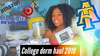 COLLEGE DORM HAUL 2019: over $600 worth of stuff