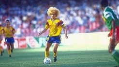 Carlos Valderrama, El Pibe [Goals & Skills]
