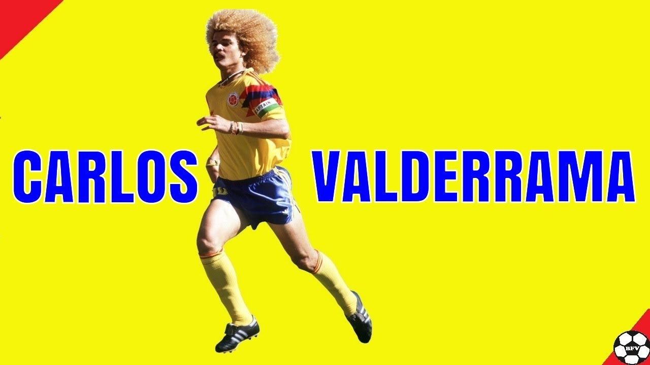 Image result for carlos valderrama