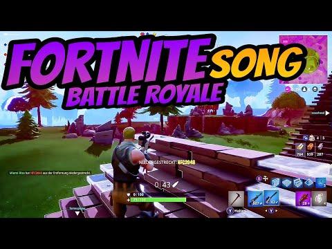 Fortnite Battle Royale Song