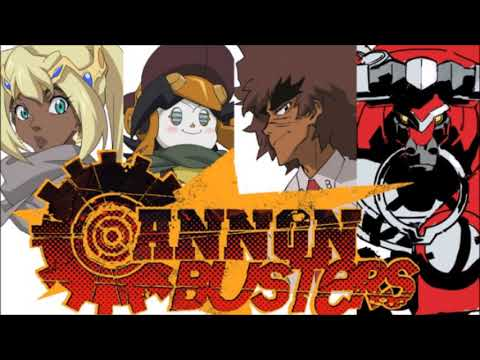 """Cannon Busters - Full Opening - """"Showdown"""" by Bradley Denniston And Kevin Beggs !!!"""