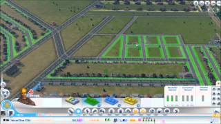Beta SimCity 5 (Full Gameplay Time !) - 1 Hour With SimCity PC 2013 !