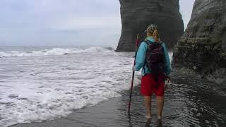 Ищите свой пляж за высокими приливами!
