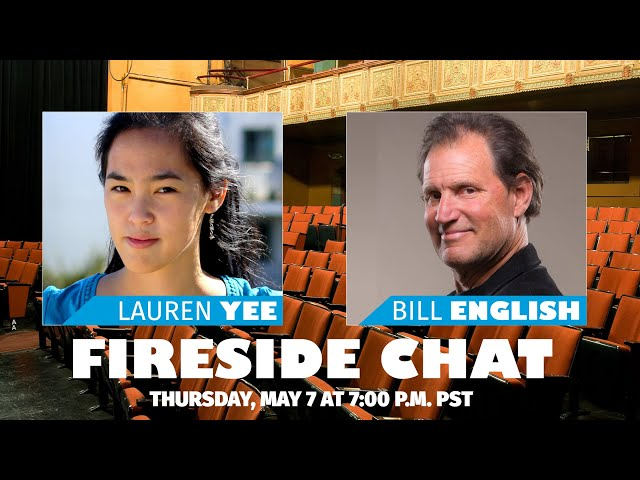 Empathy Gym Fireside Chats | Lauren Yee