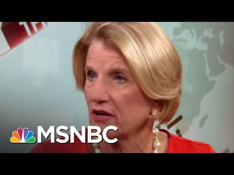 GOP Sen. Shelley Moore Capito: I Didn't Come To Washington To Hurt People | For The Record | MSNBC