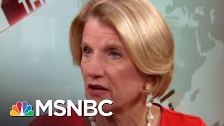 GOP Senator: 'I Didn't Come To Washington To Hurt People' | For The Record | MSNBC