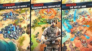 Instant War official iOS and Android trailer