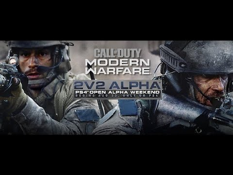 Download Cod 2v2 Alpha Modern Warfare