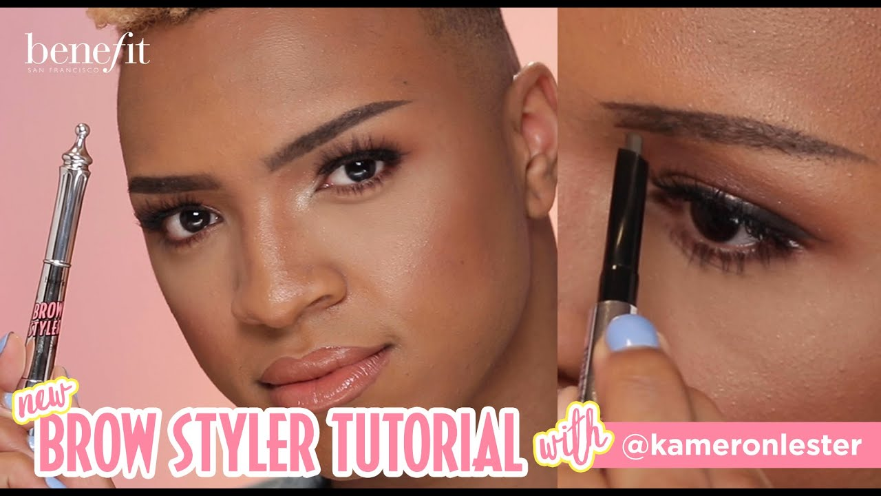 Brow Styler Eyebrow Pencil & Powder Duo by Benefit #22