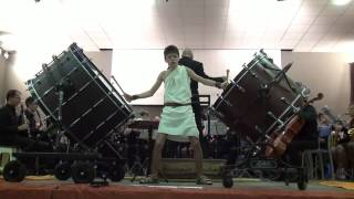 FERRER FERRAN - DAVIDE E GOLIA, Concert for David (Bass Drum) and Goliath Band