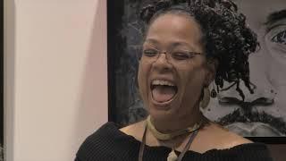 Poet: Monique Franklin; Painting: The Blues