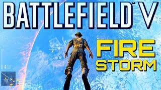FIRESTORM GAMEPLAY - Battlefield 5 Battle Royale thumbnail