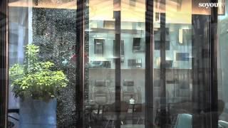hôtel Joyce à Paris - visite luxe
