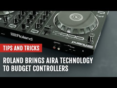 Review: Roland DJ-505 and DJ-202 Controllers | Tips and Tricks