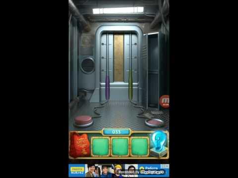 100 дверей прохождение rescue plan игра