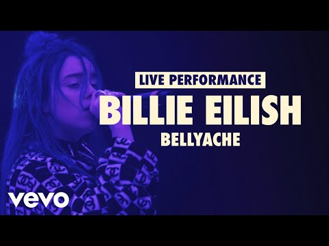 Billie Eilish - bellyache (Vevo LIFT Live Sessions) Mp3