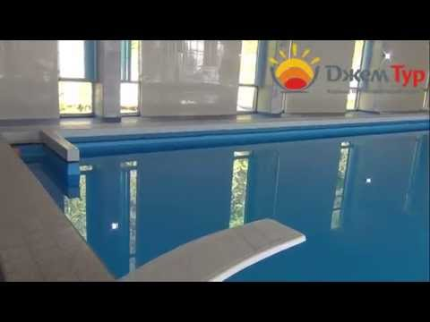 Jamtour.org Пансионат Мюссера им. Лакоба (Мюссера, Абхазия) бассейн с артезианской водой