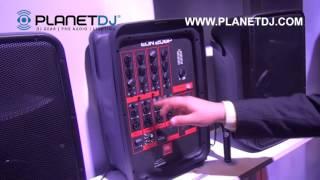 JBL Professional EON208P Portable PA System - NAMM 2016