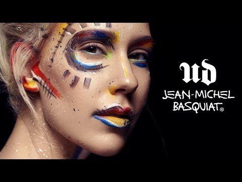 ∆ Urban Decay x Jean-Michel Basquiat   Harlequin