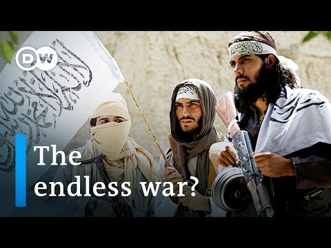 US-Taliban peace talks: A deal without the Afghans? | DW News