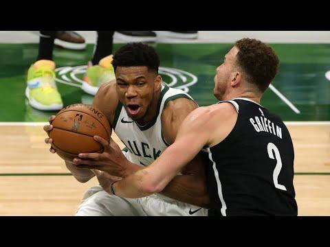 Nets vs. Bucks score, takeaways: Antetokounmpo leads Milwaukee ...