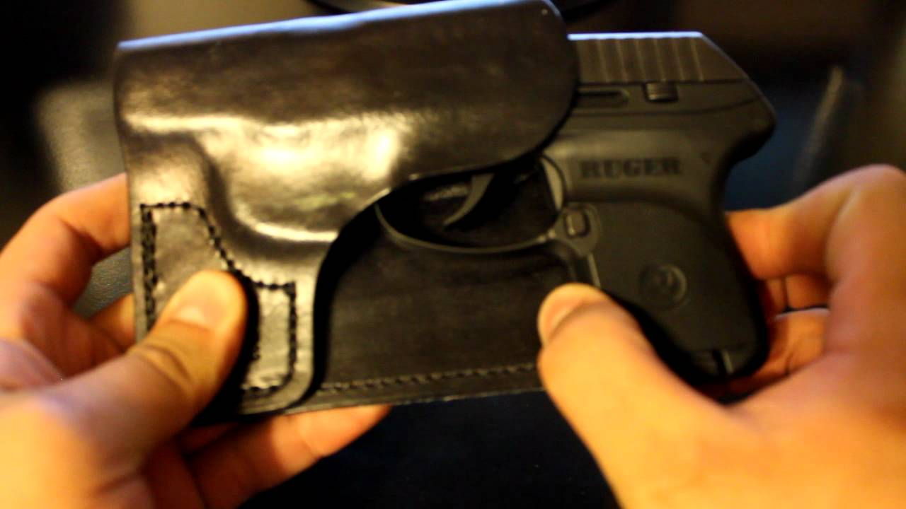 Talon Holster - Ruger LCP