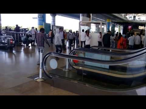 Hyderabad International Airport  (Shamshabad) as on 02.02.2017