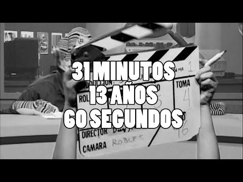 31 Minutos - 13 Años En 60 Segundos