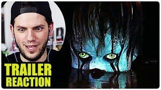 ES Trailer Reaction + Review German Deutsch | Horror Filme 2017